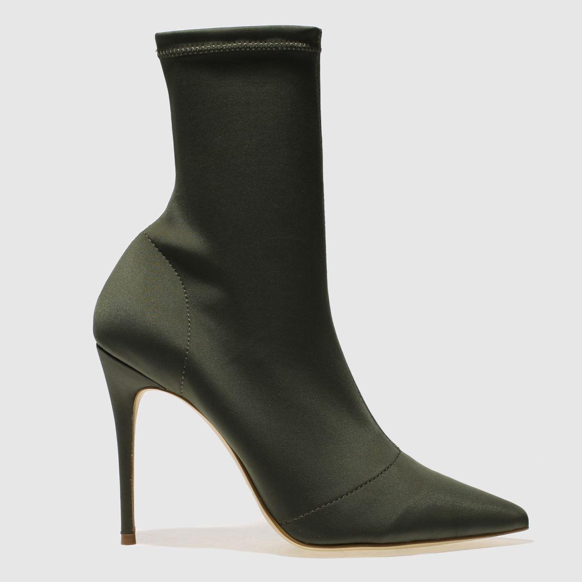 Schuh Khaki Vibes Boots