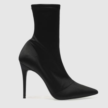 Schuh Black Vibes Womens Boots