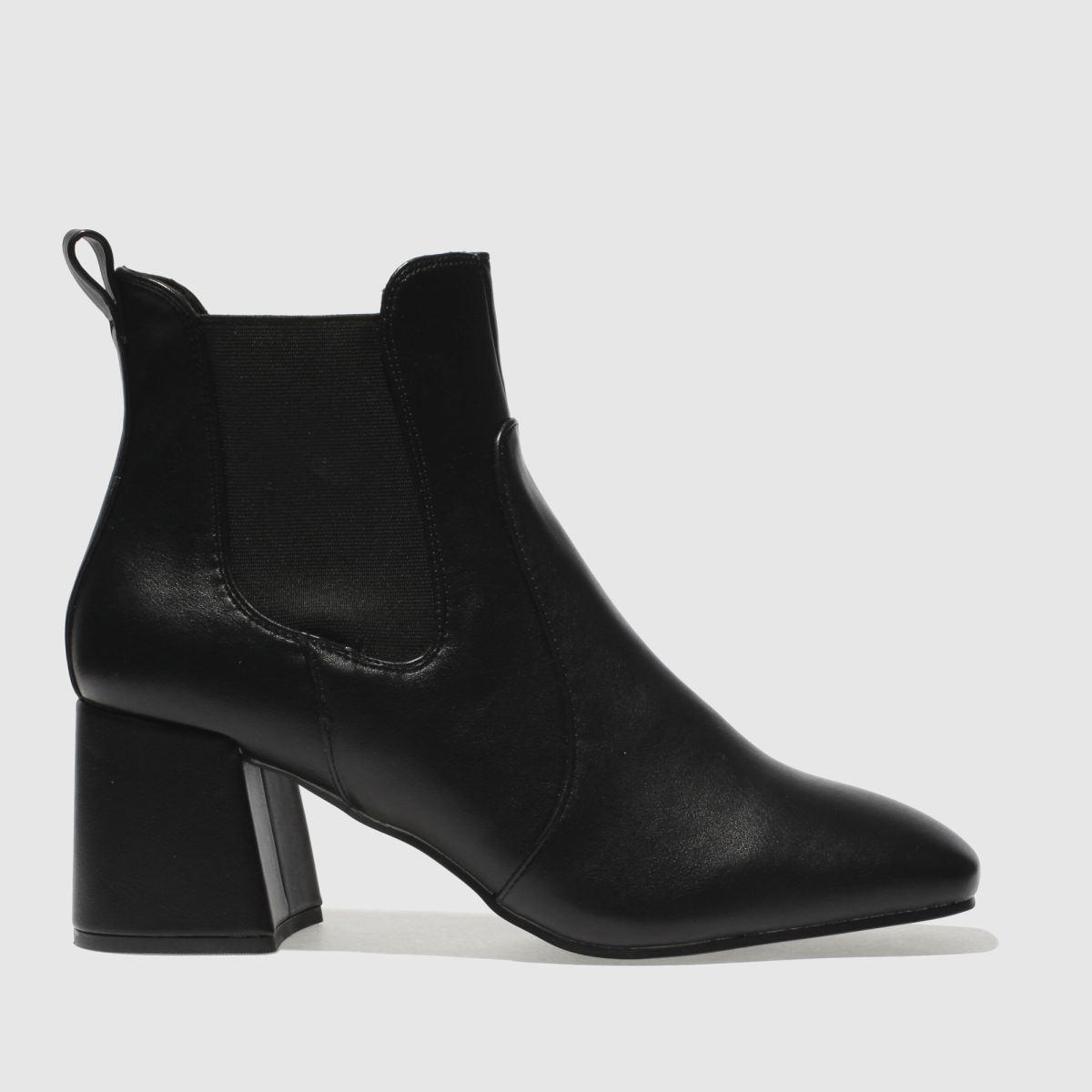 Schuh Black Fresh Boots