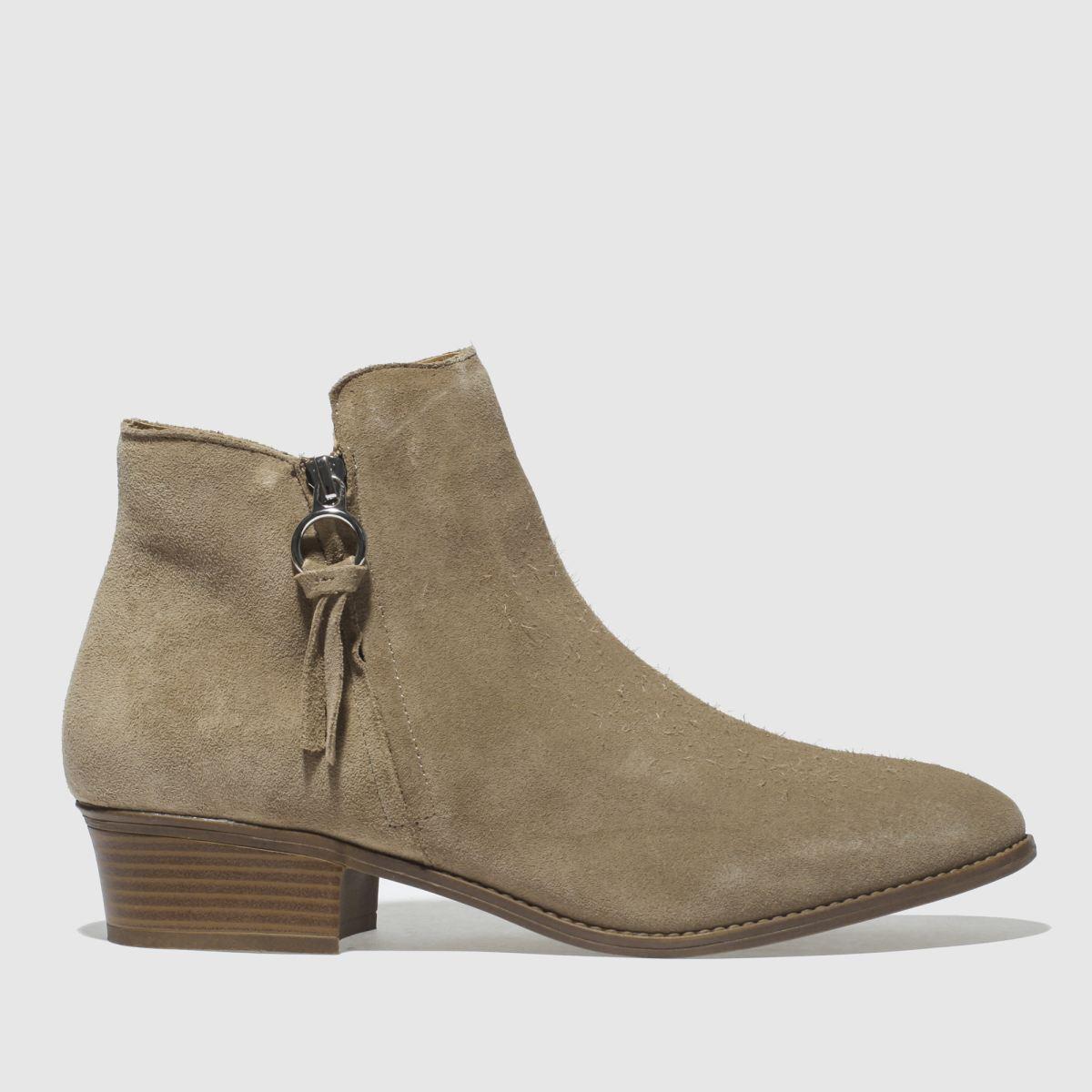 Schuh Natural Gangster Boots