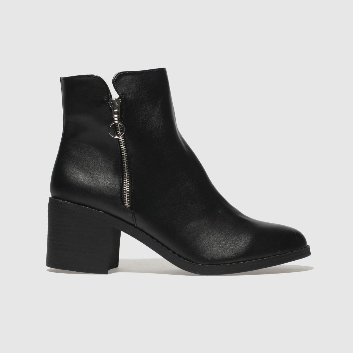 Schuh Black Misdemeanour Boots
