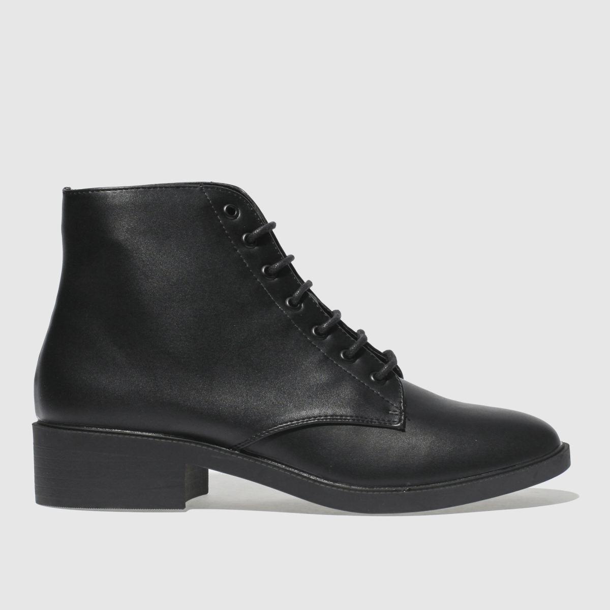 Schuh Black Arizona Boots