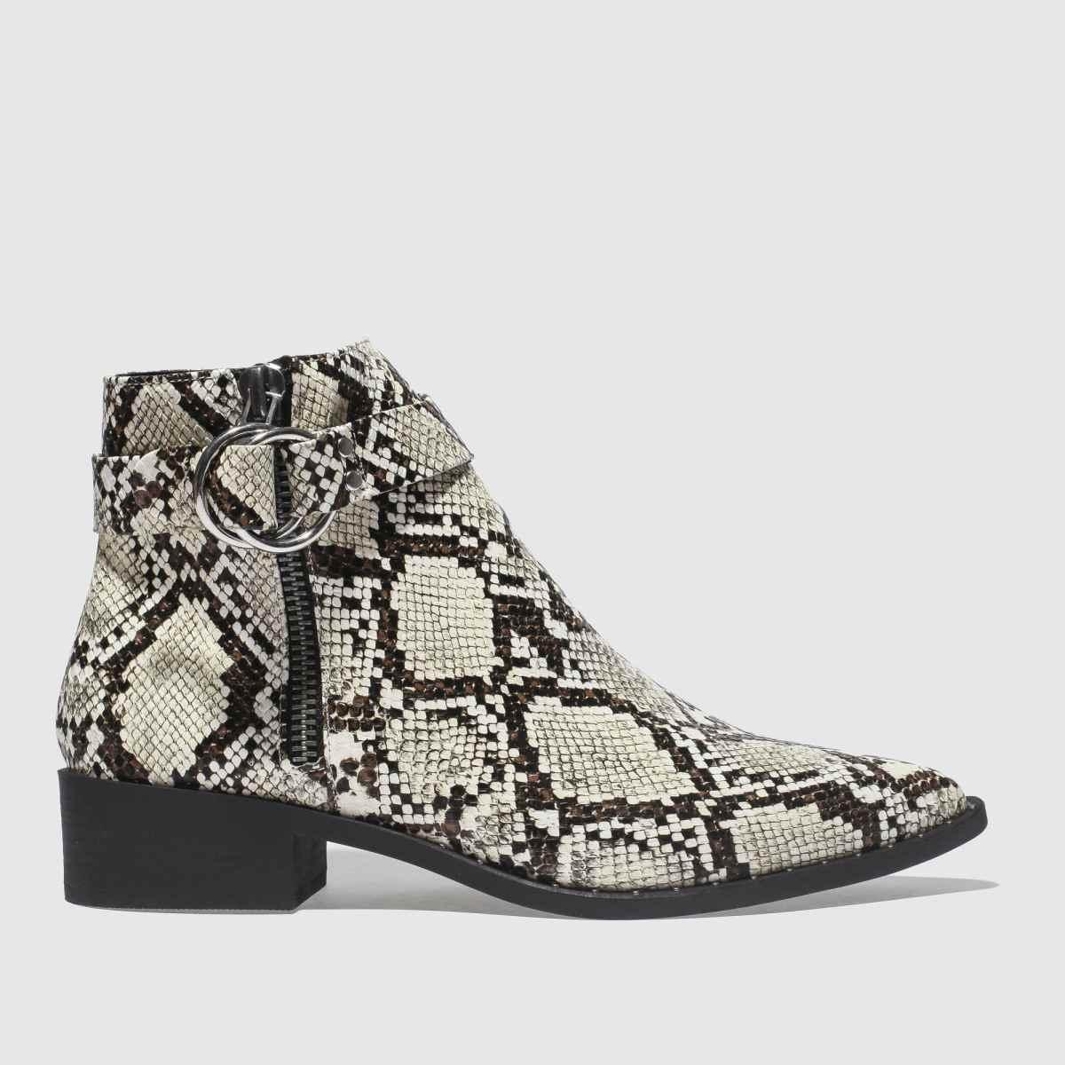 Schuh Natural Texas Boots