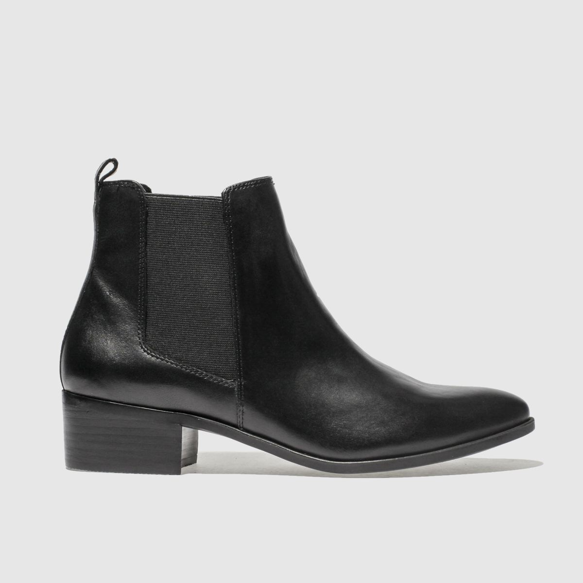 Schuh Black Chillax Boots
