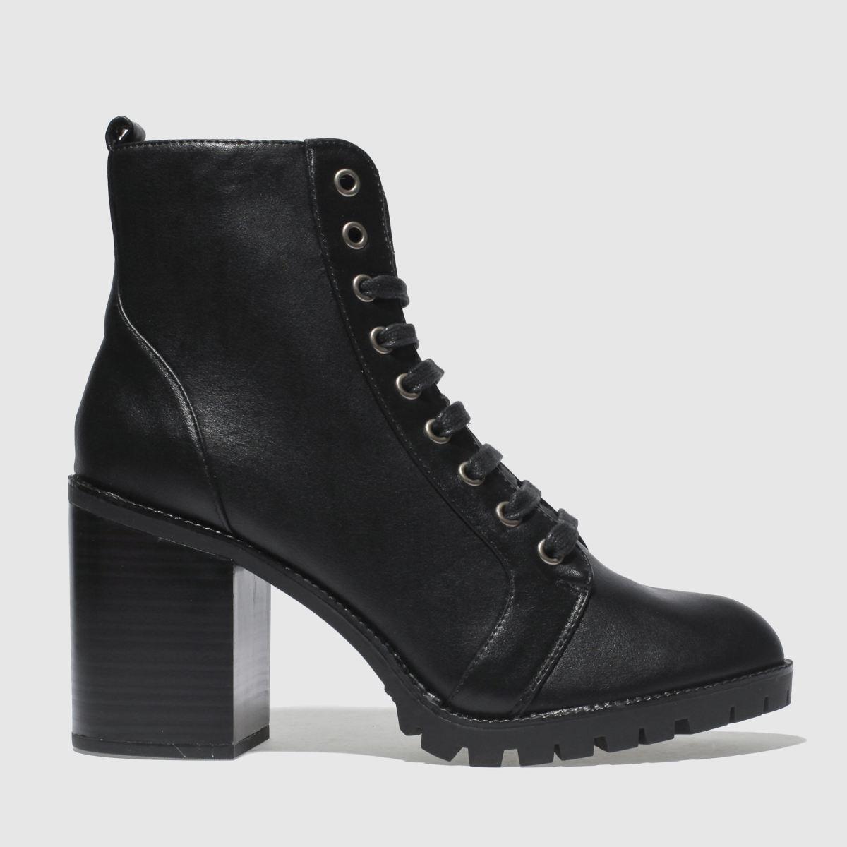 Schuh Black Understanding Boots