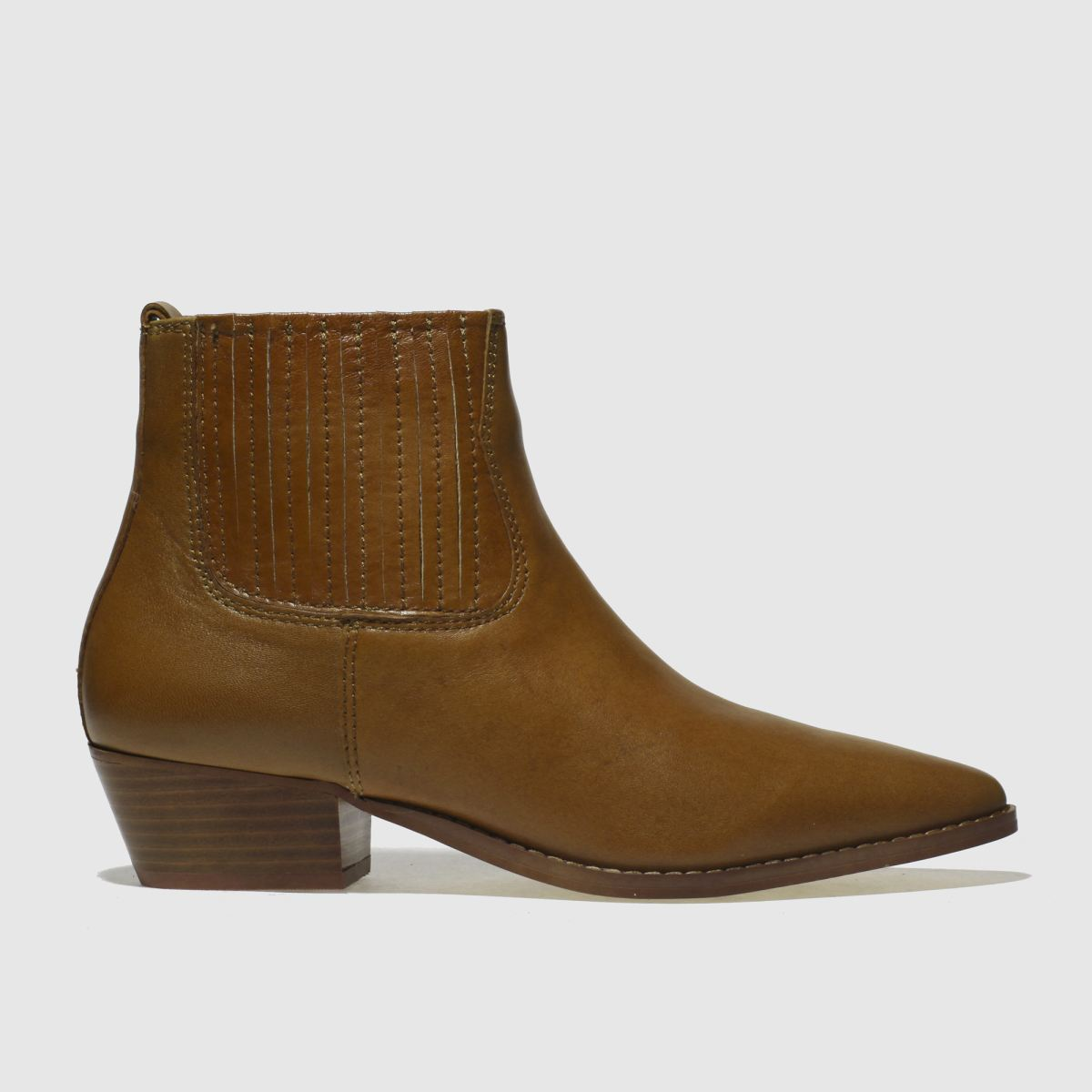 Schuh Tan Nashville Boots
