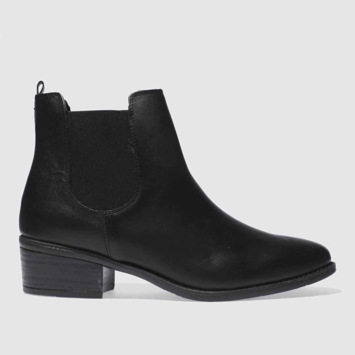 Schuh Black Vice Boots