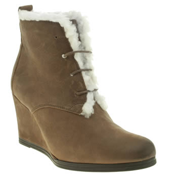 Schuh Brown Miracle Boots
