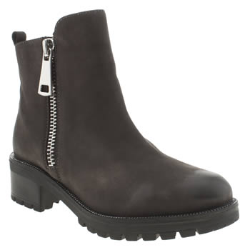 Womens Schuh Grey Philosophy Boots