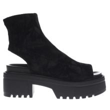 Schuh Black Freestyle Womens Boots