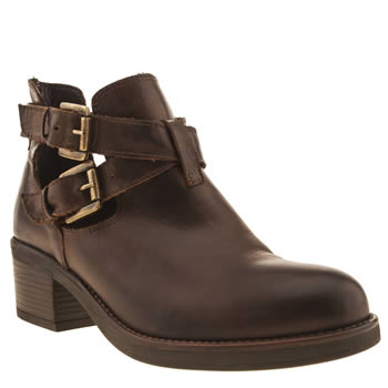 womens schuh brown chill out boots