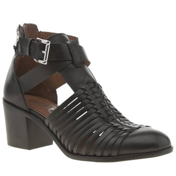 Schuh Black Rehearsal Boots