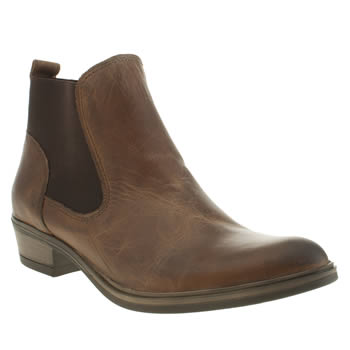 Womens Schuh Brown Atlas Boots