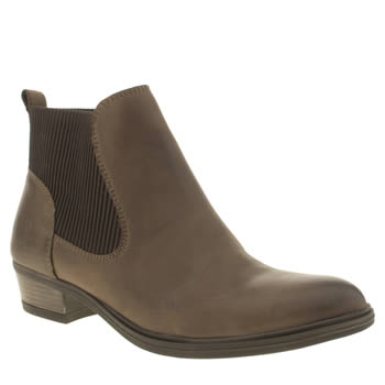 Womens Schuh Brown Edition Boots