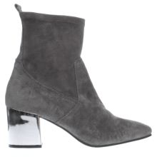 Schuh Grey Excusez Moi Womens Boots