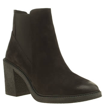 SCHUH BLACK MUSE BOOTS