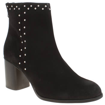 Schuh Black Doing It Right Womens Boots