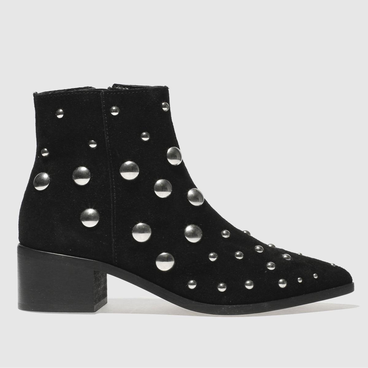 schuh black dare me boots