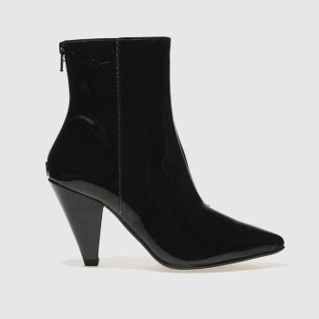 Schuh Black Judgement Womens Boots