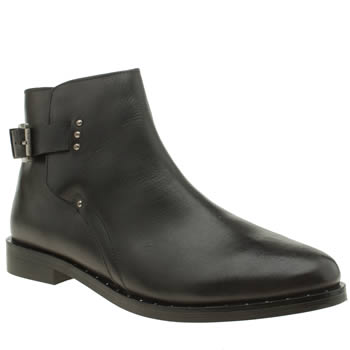 Schuh Black Tizzy Womens Boots