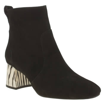 Schuh Black Goodness Womens Boots