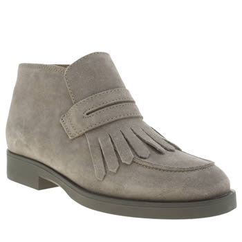 Schuh Grey Eclipse Boots