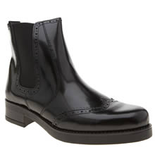 Schuh Black Pierre Womens Boots