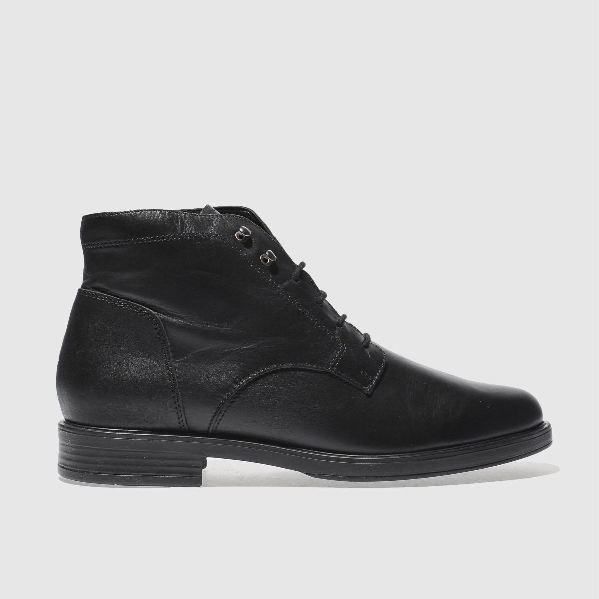 Schuh Black Roulette Boots
