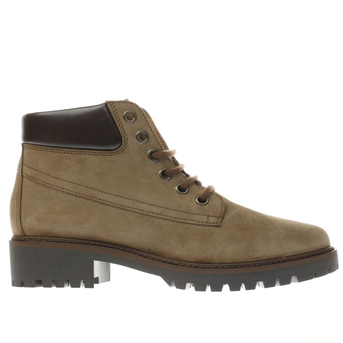 schuh brown climber boots