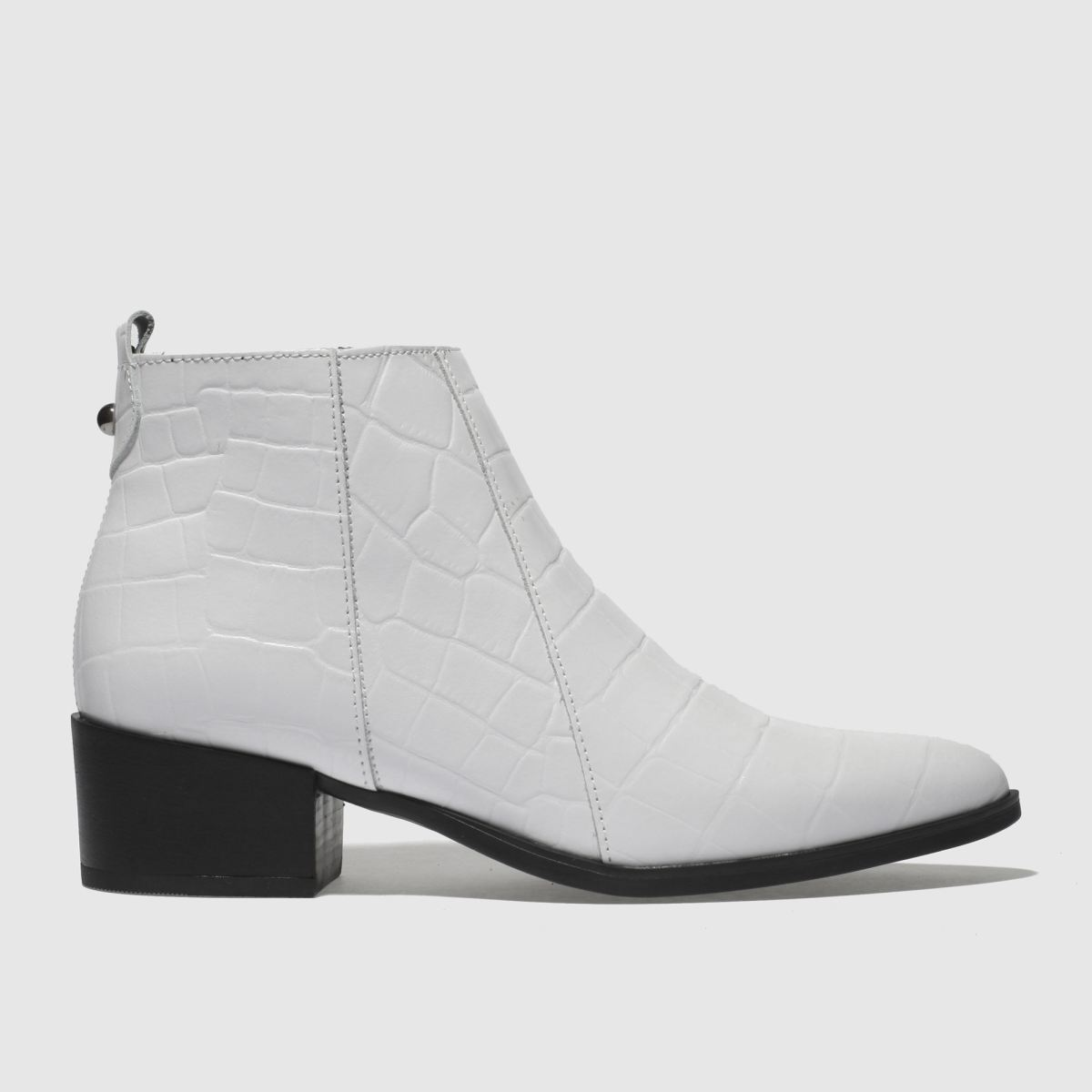 Schuh White Lyle Boots