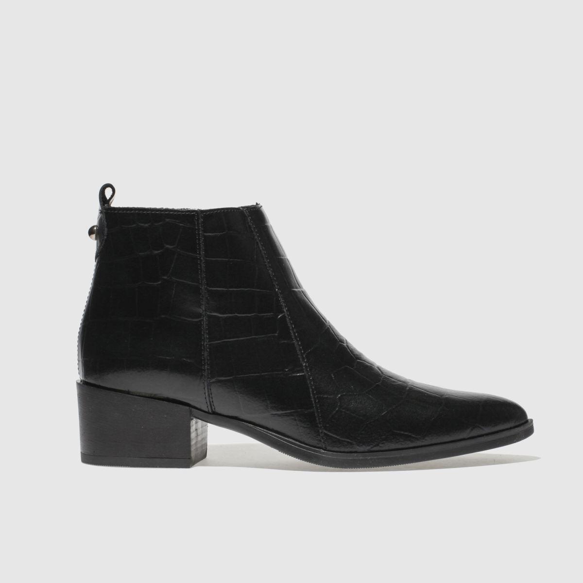 Schuh Black Lyle Boots