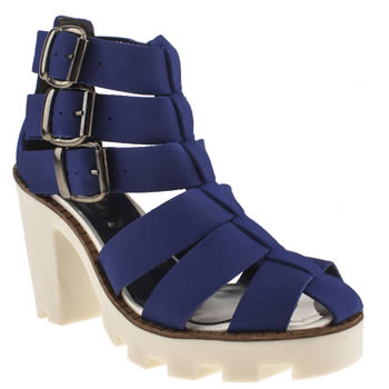 womens schuh blue catapult boots