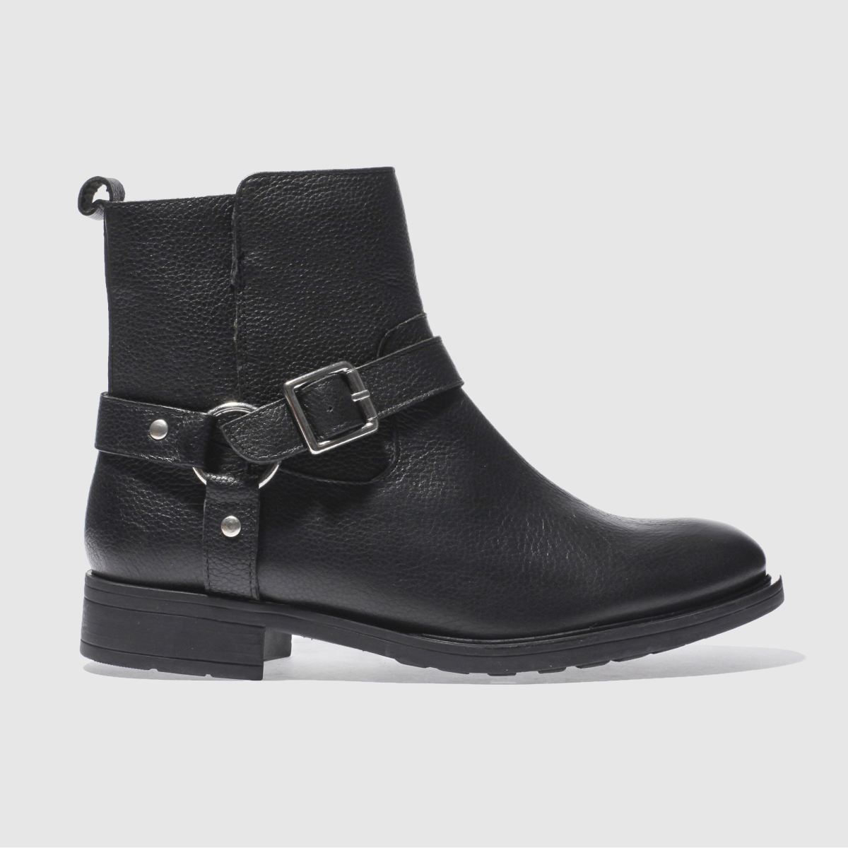 schuh black chaos boots