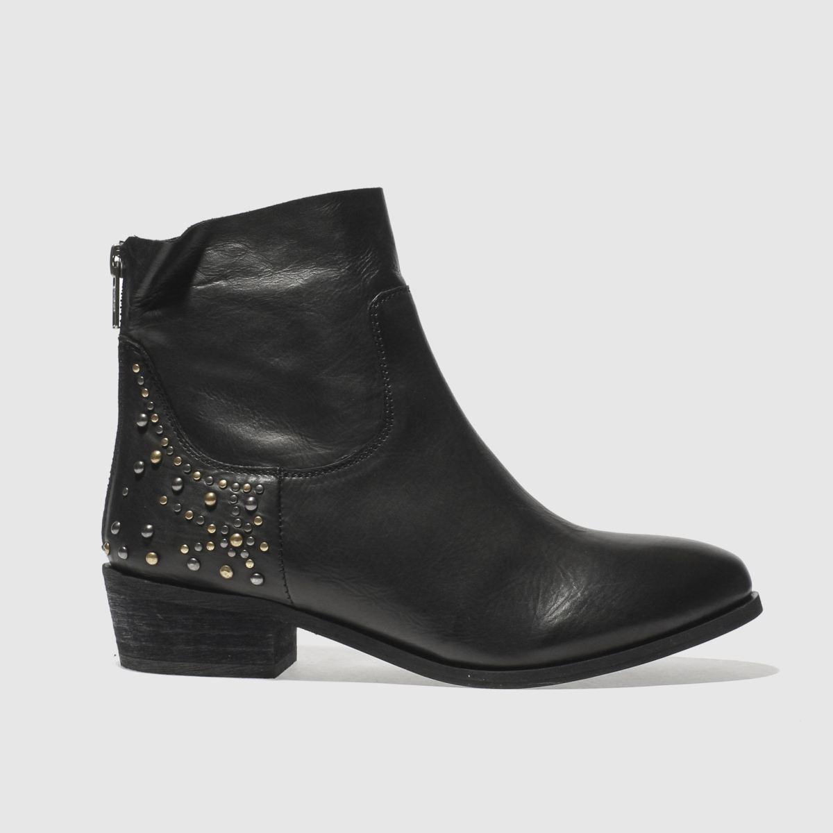 Schuh Black Galactic Boots