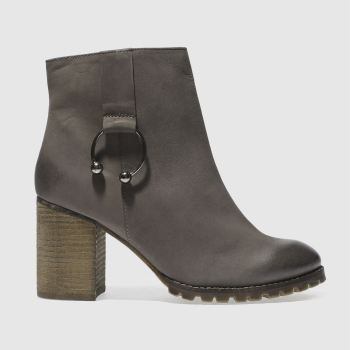 Schuh Grey Scandalous Womens Boots