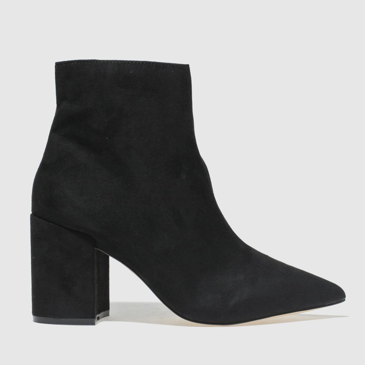 Schuh Black On Point Boots