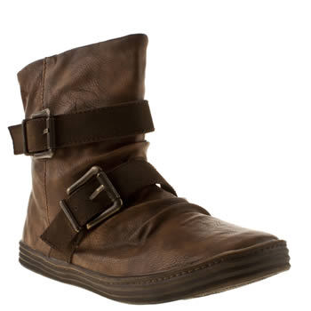 Blowfish Tan Ranuku Ii Boots