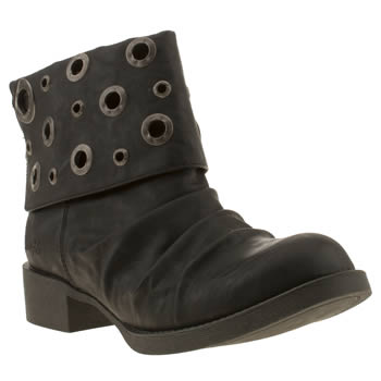 womens blowfish black kostum boots