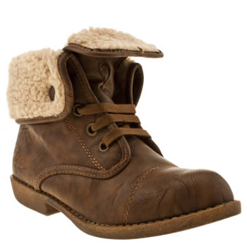 Womens Blowfish Tan Atlas Boots