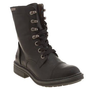 Womens Blowfish Black Focus Boots