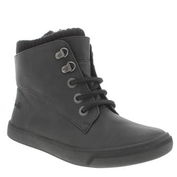 Womens Blowfish Black Pure Boots