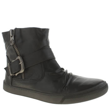 Womens Blowfish Black Pymm Boots