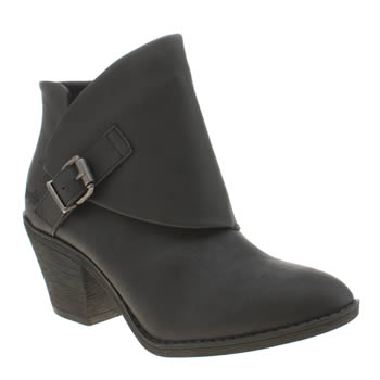 Womens Blowfish Black Suba Boots