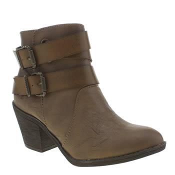 Womens Blowfish Tan Sworn Boots