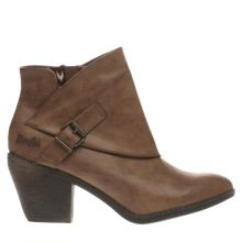 Blowfish Tan Suba Womens Boots