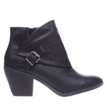 Blowfish Black Suba Womens Boots