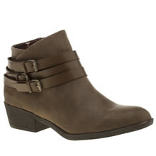 Blowfish Brown Sans Womens Boots