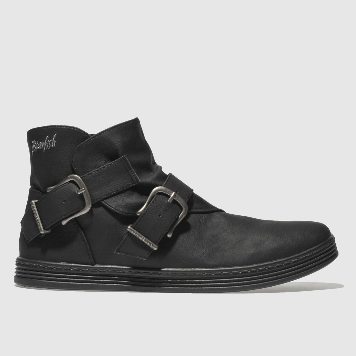 Blowfish Black Frappe Boots