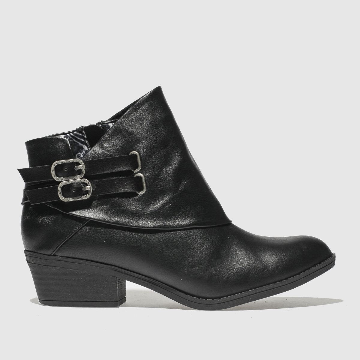 Blowfish Black Sistee Boots
