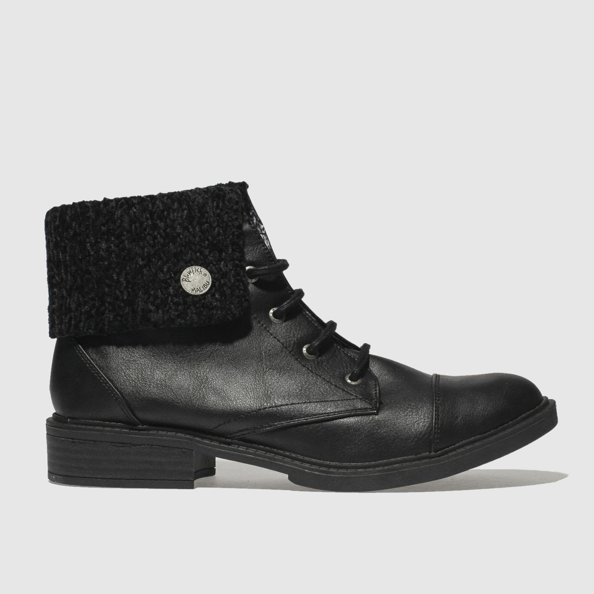 Blowfish Black Virtrue Boots